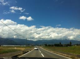 長野で原点回帰。