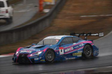 SUPER GT開幕