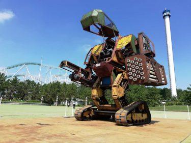 MegaBotsが『逃走中』に登場