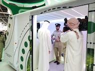 中東最大の展示会「GITEX」